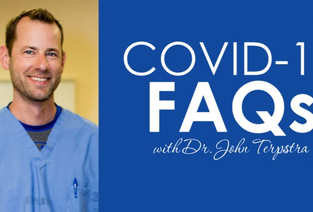 FAQs with Dr. John Terpstra